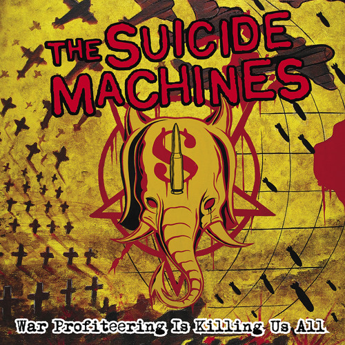 """The Suicide Machines - """"95% Of The World Is Third World"""""""