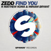 FIND YOU - ZEDD feat Matthew koma & miriam bryant (REMIX) mp3