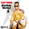 Leftside - Monkey Biznizz (Remixes) *PREVIEW* [Out 7/17 on Jeffree's / Mad Decent]