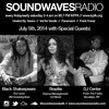 DJ Brazilia Live on Soundwaves Radio - July 5, 2014