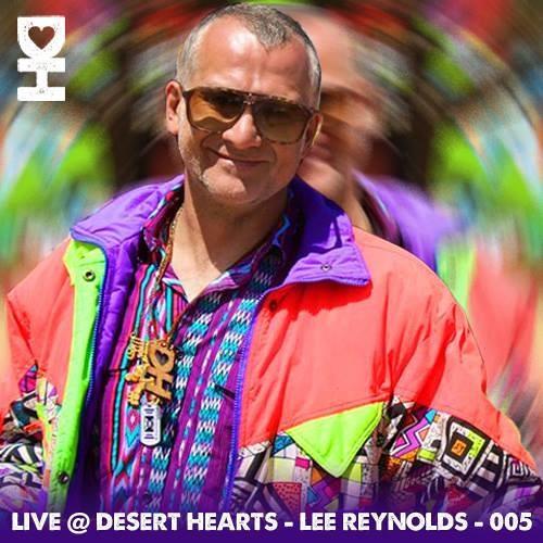 Live @ Desert Hearts - Lee Reynolds - 005