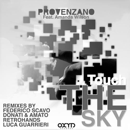 Provenzano Feat Amanda Wilson - Touch The Sky - Donati & Amato Remix