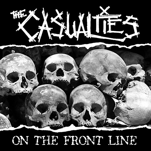 """The Casualties - """"Sounds From The Street"""""""