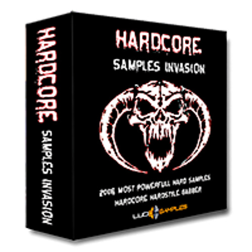 Hardcore Samples Invasion - Sample Pack Demo (www.lucidsamples.com)