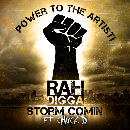 Rah Digga feat. Chuck D - Storm Comin (Produced by Marco Polo)