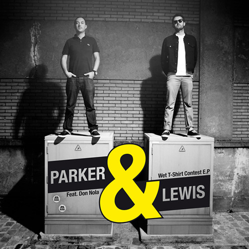"Parker & Lewis ""Wet T - Shirt Contest (Speechless Mix)"" *192kbps full preview*"