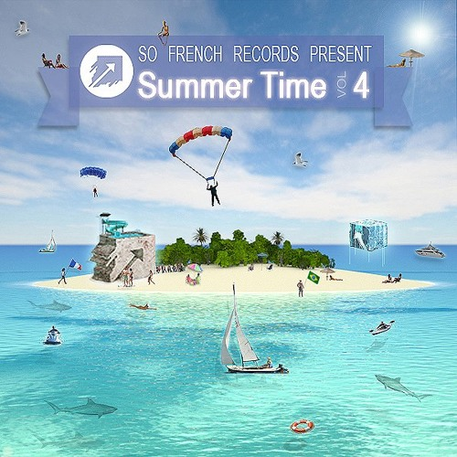 Arcade Fighters - Summer Muse (Summer Time Compilation Vol.4)