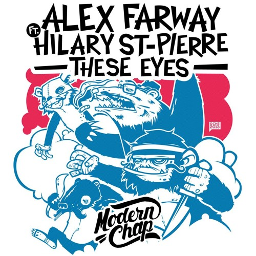 Alex Farway ft. Hilary St-Pierre - These Eyes