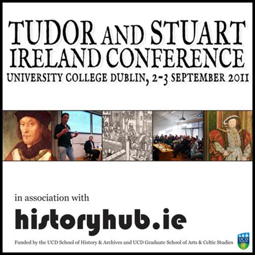 Dr David Coleman (Nottingham Trent University). From Tudor to Stuart - Sir John Davies and Ulster.