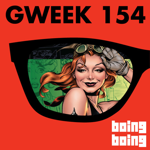 Gweek 154 - IDW comic book publisher Ted Adams