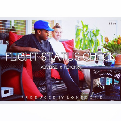 Flight Status Check - Adverse feat Pehchriq (prod lonedome)