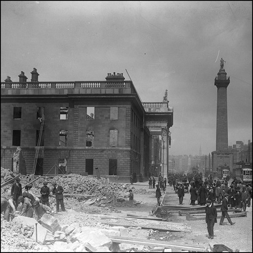 Why was there an Easter Rising?
