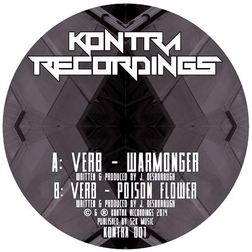 Poison Flower - Verb ( Kontra Recordings )