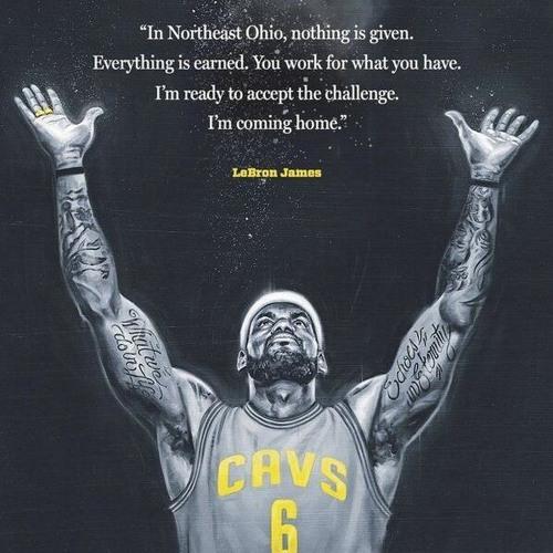 """#90 NBA: """"I'm coming home"""""""