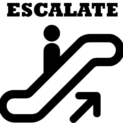 Escalate - Don't Touch