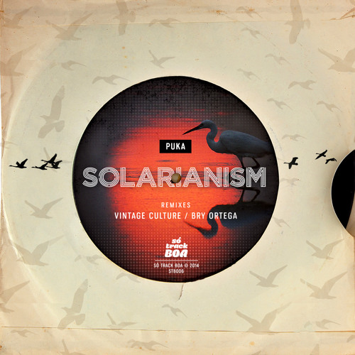 [STB006] Puka - Solarianism (Bry Ortega Remix) \\ OUT NOW!
