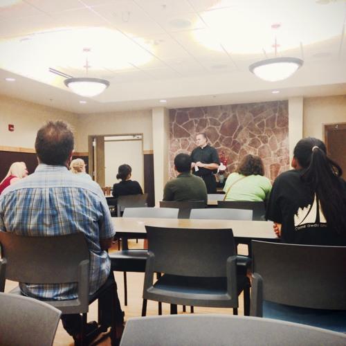 The Flame July 2014 - Fr. Tim Hoag
