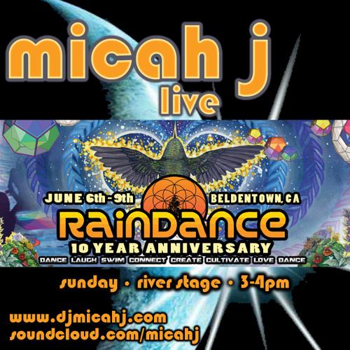 Live At Raindance 10 Year Anniversary - 2014