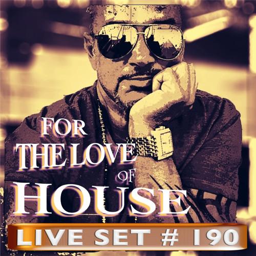 Stefano Ravasini Live Set # 190 (Deep House - Tech House)