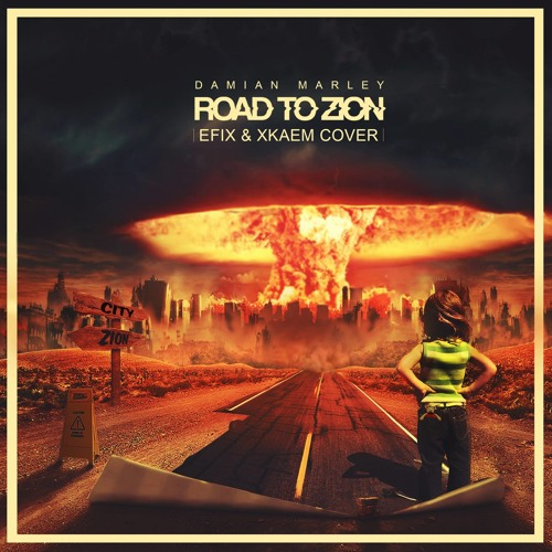 Thumbnail Damian Marley Road To Zion Efix Amp Xkaem Cover