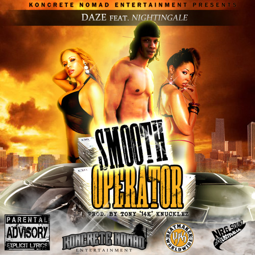 Daze - Smooth Operator Ft. Nightingale (Prod. By 14k)