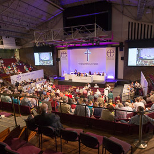 General Synod - Day 1 Audio