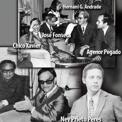 HISTÓRICO - O ENCONTRO EM 1970 DE CHICO XAVIER COM H. N. BANERJEE, O 1o.CIENTISTA DA REENCARNAÇÃO