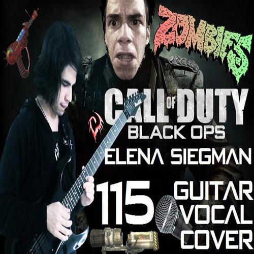 "COD: Black Ops - Nazi Zombies | Kevin Sherwood & Elena Siegman ""115"" (Instrumental)"