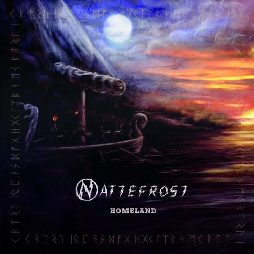 """Teaser for the forthcoming Nattefrost album """"Homeland"""" (LP / CD September 2014)."""