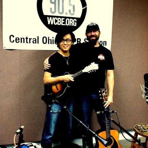 Live in Studio A w/Tom Pang & Adam Brooks Dudding 6 - 30 - 14 @ WCBE90.5FM Columbus, OH