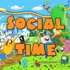 Julien Wee - Social Time (+ lyrics) [Adventure Time Theme Song Remix]