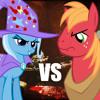 Sweet Apple Massacre v.s Trixie's Fun House - Evil Rap Battles of Horror