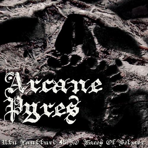 Utu Lautturi ∞ 45:KO ∞ Faces Of Bélmez: ARCANE PYRES [OUT NOW via Cursed Tapes]