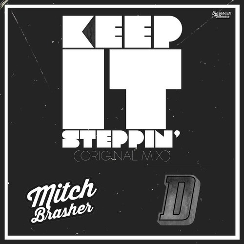 Keep It Steppin.