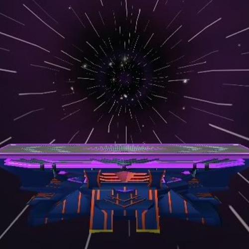 Super Smash Bros Melee Final Destination 8-bit Remix