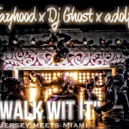 Walk With Your Step  - Dj Jayhood x Dj Ghost xBree x Adolf Joker