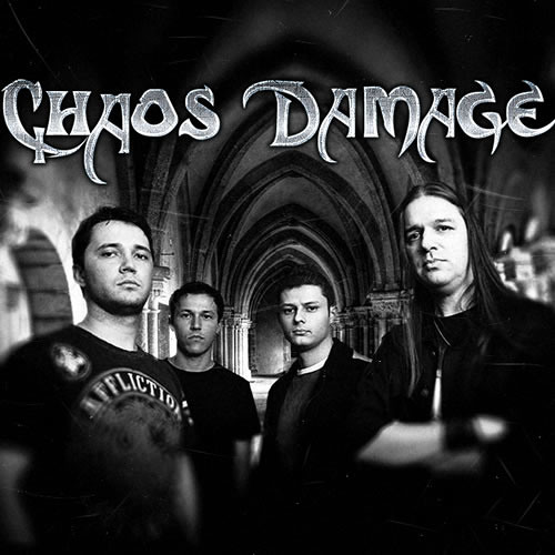 01 - Religion Disguise - CHAOS DAMAGE