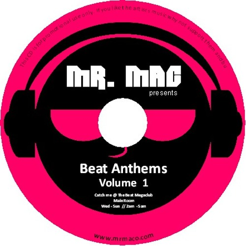 The Beat Hard Dance Anthems Vol 1