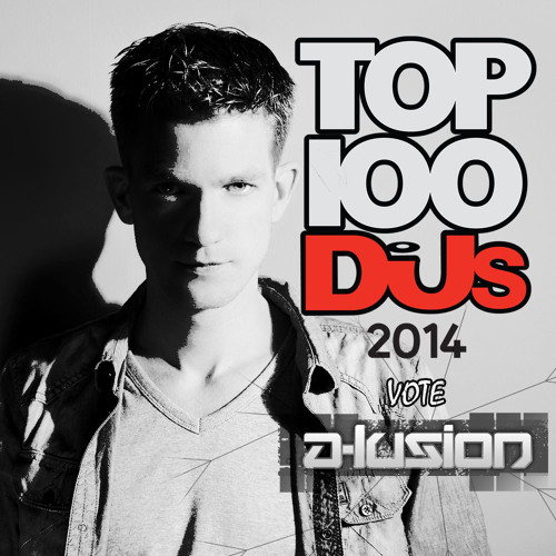 The Sound of A-lusion - DJ Trackmix 2013 - 2014