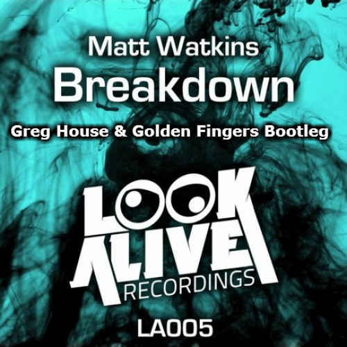 Matt Watkins - Breakdown (Greg House & Golden Fingers Bootleg)