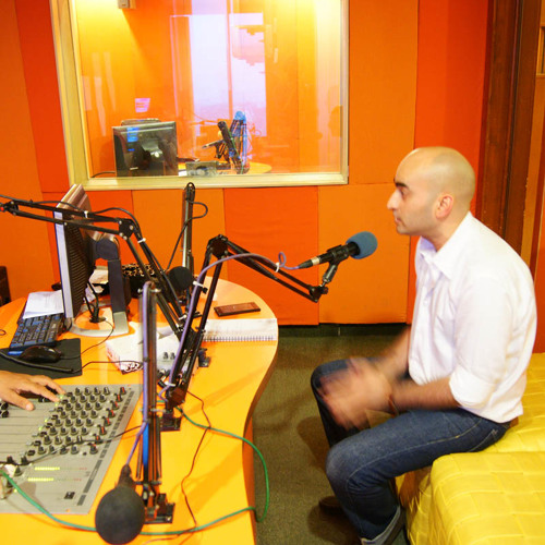 Radio1FM91 talk with RJ Sumayrah and Mahmood Hayat