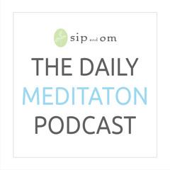 Episode 037 Affirmation Meditation to Ease Into Sleep