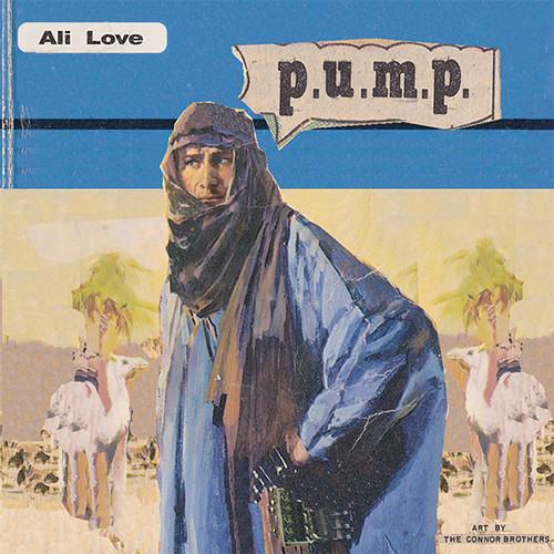 CRMLP026 Ali Love - Pumping 4 Al (Intro)