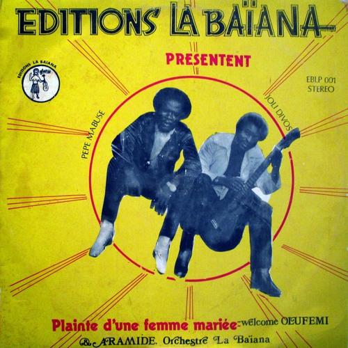 "Orchestre La Baïana & Danialou Sagbohan: ""Welcome Olufemi & Aramide"""