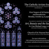 "Father Uwe Michael Lang, C.O. on ""Art, Beauty And The Sacred"" -  October 31, 2011"
