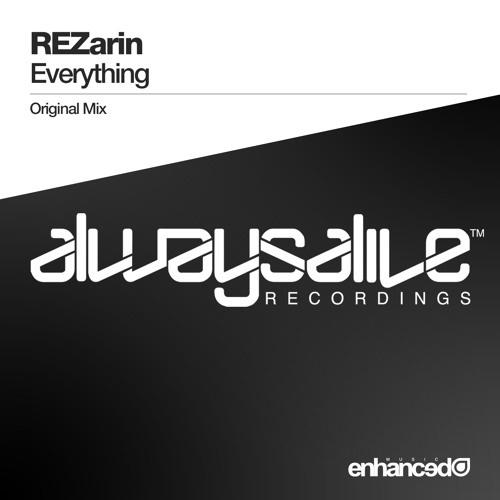 REZarin - Everything (Original Mix) [OUT NOW]