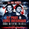 DJ Paul & Lord Infamous - You Ain't Mad (Dragged-N-Chopped) by DJ DRK
