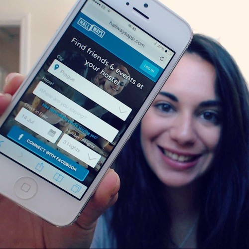 Interview: Introducing The Hallways App For Hostel Travellers!