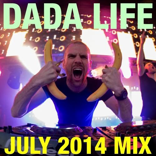 Dada Life - July 2014 Mix