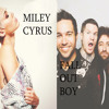 Fall Out Boy + Miley Cyrus - My Songs Know What You Did In The Dark (Light Em Up) Vs. Wrecking Ball